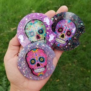 Accessories - 🆕️Custom, Day Of The Dead, Custom Car Coaster